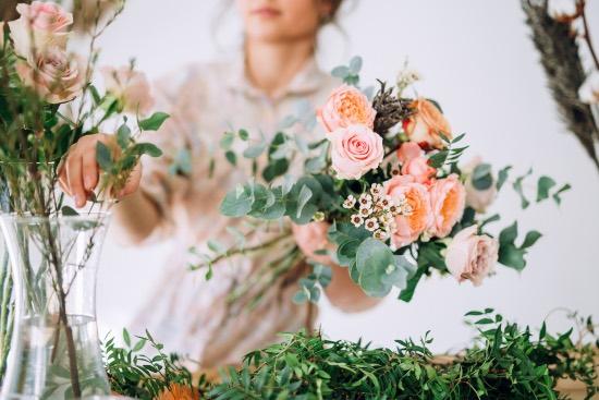 Trucos para conservar un ramo de rosas