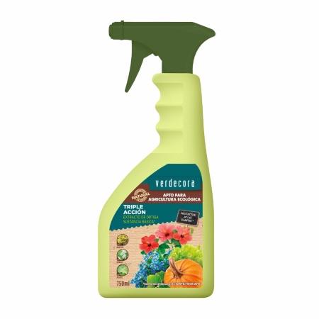 Insecticida ecológico triple acción