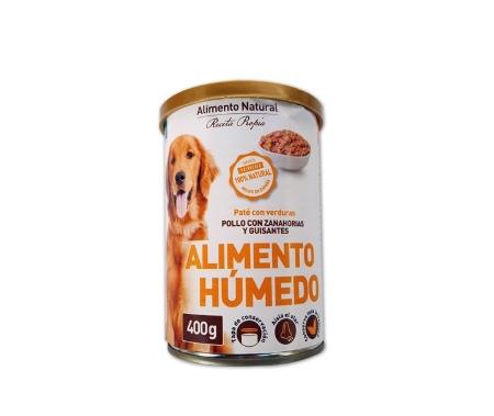 Comida húmeda para perros Verdecora