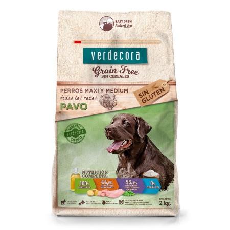 Pienso Verdecora para perros sin gluten