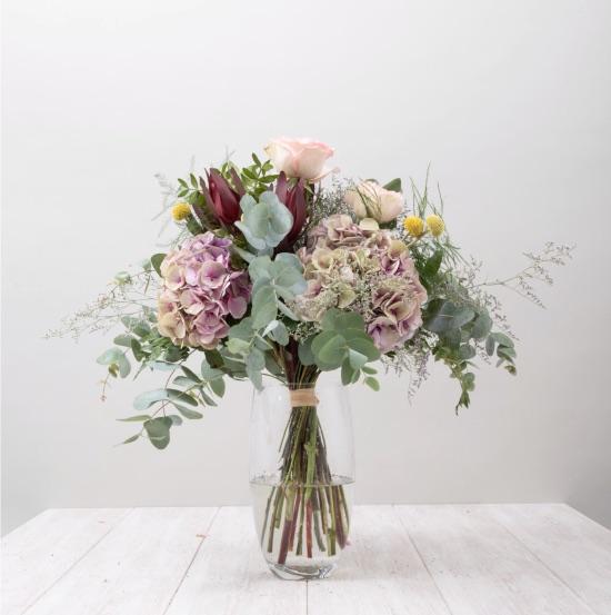 Ramo de flores para jarrones Boho Fall