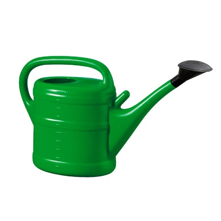 Regadera verde