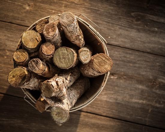 Tipos de madera para elegir la mejor leña para la chimenea