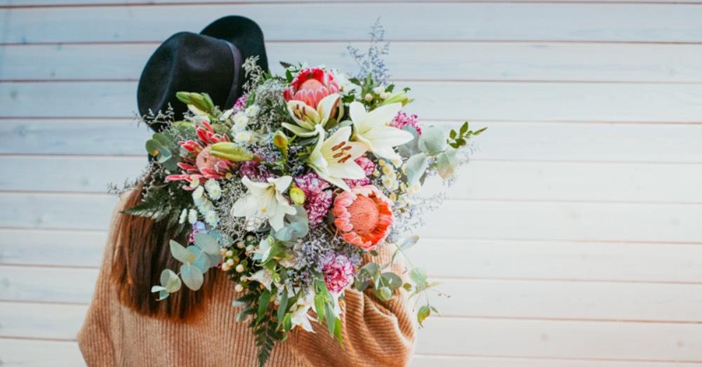 Original feelings: 4 ideas de ramos de flores para jarrones