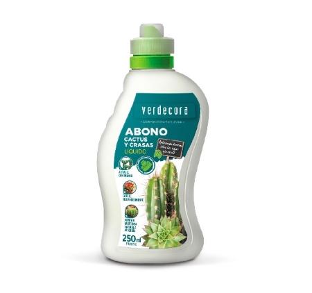 Abono para cactus Verdecora