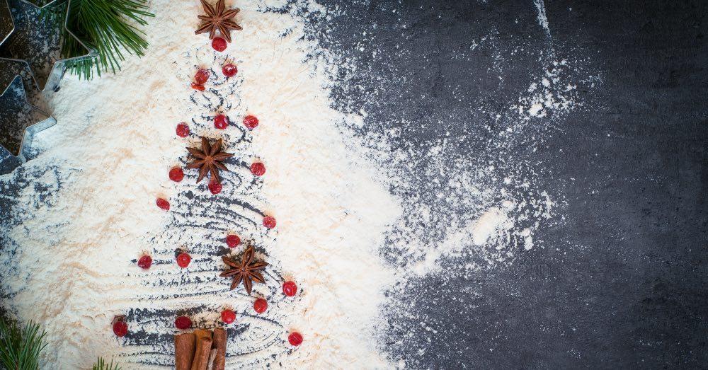 Cómo hacer un menú de Navidad fácil con productos naturales