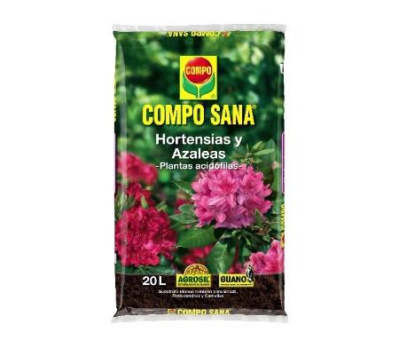 Substrato per piante acide