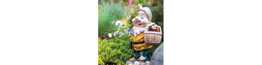 Figuritas de Jardín