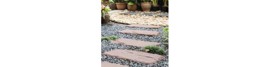 Piedras y Arena para Jardín