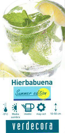 Hierbabuena Summer Edition