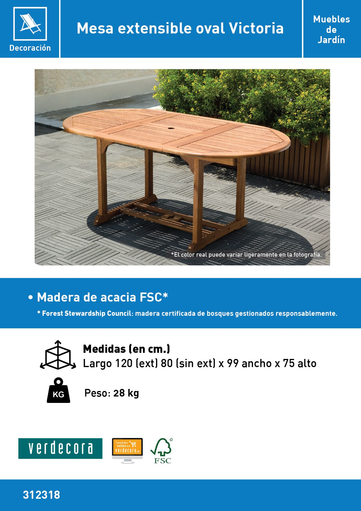 Mesa Extensible Oval Victoria Verdecora # Muebles Riego De La Vega
