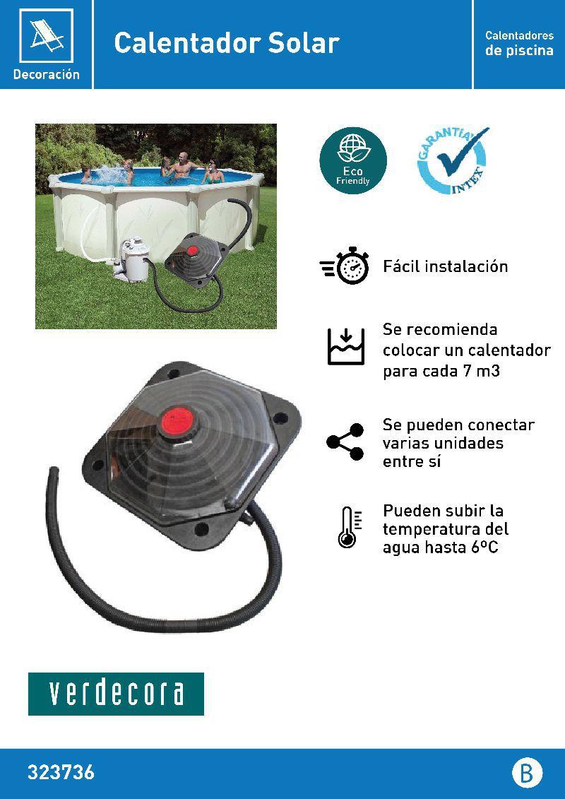 Calentador solar diy for Calentador piscina solar