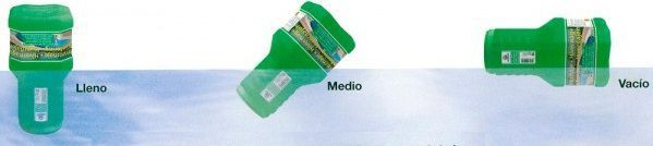 Modos de Uso Dosificador Invernaje Piscinas - Verdecora